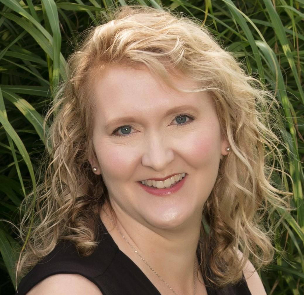 Photo of Michelle McCraw, author