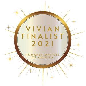 Vivian finalist 2021 badge